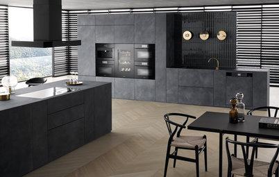 Современный минимализм в интерьере кухни — какой он?