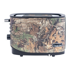 2-Slice Toaster With Authentic Realtree Xtra Camouflage Pattern