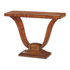 THEODORE ALEXANDER VANUCCI ECLECTICS Console Table Rectangular Edged