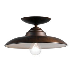Magda Outdoor Ceiling Light, Without Glass