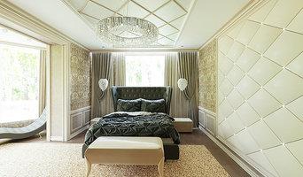 спальня из проекта в п.Супонево
