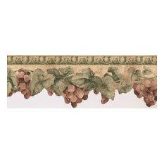 Grapes Wallpaper Border KT73361DC