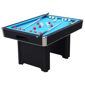 Playcraft Hartford Bumper Pool Table/Black