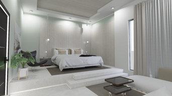 2BHK interiors design proposal in Salem