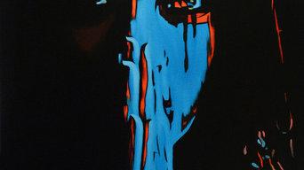 Forgiveness, oil on canvas, 100x80x4 cm