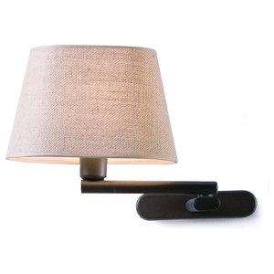 Hotel Wall Lamp, 2 Arms