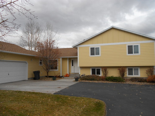 We Are Hoping To Make The House Look Better With Shutters But Yellow Is So Hard Choose A Color Especially Brown Roof Any Suggestions