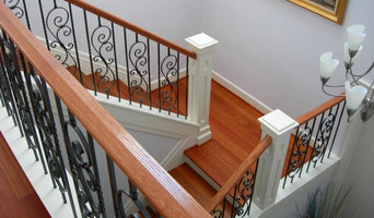 Stairs: Treads, risers and rails