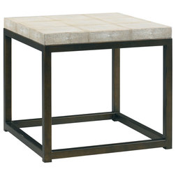 Good Modern Side Tables And End Tables Lillian August Martin Cube Table
