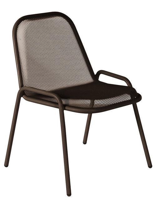 Golf Stol, Brons - Udendørs spisebordsstole