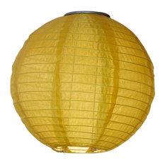 Soji Original Solar Lantern, Yellow