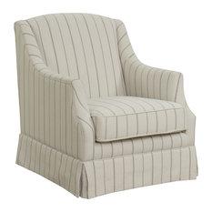 Emerald Home Mackenzie Accent Chair, Cream