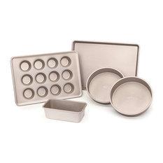 Good Grips Non-Stick Pro Baking Pans, 5-Piece Set
