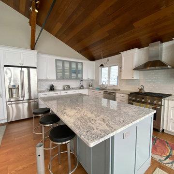 Beachfront Kitchen
