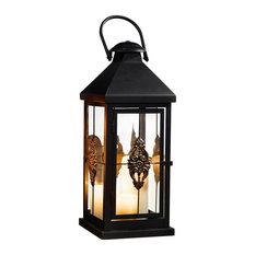 Shop Outdoor Candle Lantern on Houzz