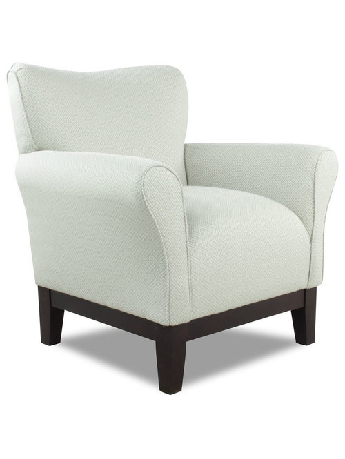 Accent chaise lounge chairs strathmere chaise lounge for Accent traditional chaise by coaster
