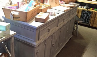 Sideboard (sold) in Paris Grey