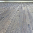 Northern Wide Plank Shades Of Gray And Black Eclectic