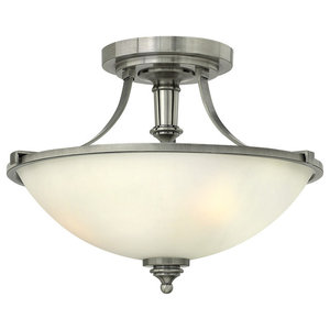 Truman Traditional Semi-Flush Ceiling Light