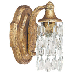Traditional Bathroom Vanity Lighting by Lampclick