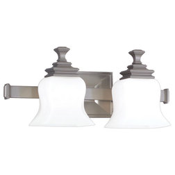 Traditional Bathroom Vanity Lighting by Hudson Valley Lighting