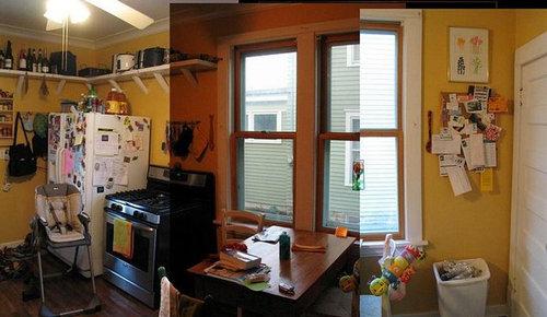 Shaker Quartersawn Oak, 1908 Foursquare Kitchen Remodel Complete