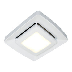 NuTone FG500NS LED Grille Upgrade for NuTone Exhaust Fans - White