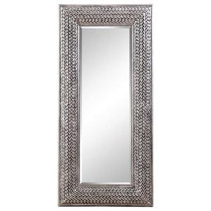 Uttermost Lucia Rectangular Mirror Transitional Wall