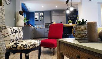 Un salon Lounge