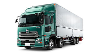 LKW-Transport