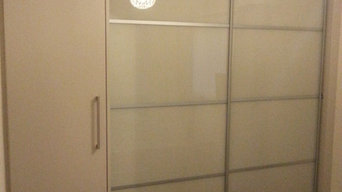 Trade Sliding wardrobe doors