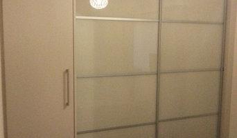 Trade Sliding wardrobe doors