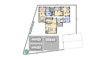平屋建売住宅 ●きzukiの家● 『ナチュラルハウス新川5期』A号棟