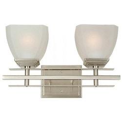 Elegant Traditional Bathroom Vanity Lighting by JP Home Interiors LLC