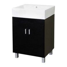 """22.8"""" Contemporary Single Sink Vanity"""