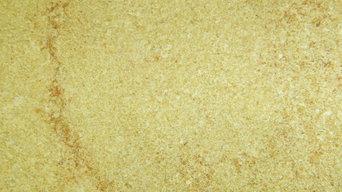 yellow sandstone (amarillo arenisca)