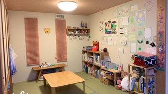 子ども部屋 After