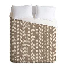 Deny Designs Khristian A Howell Studio Stripe Duvet Cover - Lightweight