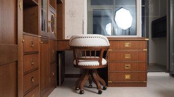 Мебель и детали интерьера