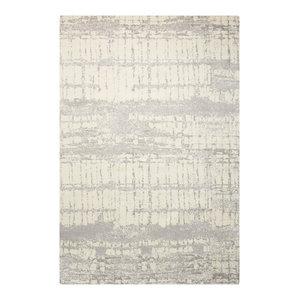 Nourison Twilight Ivory and Abalone Rug, 168x244 Cm