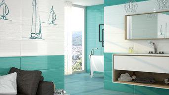 Salle de bain bord de mer