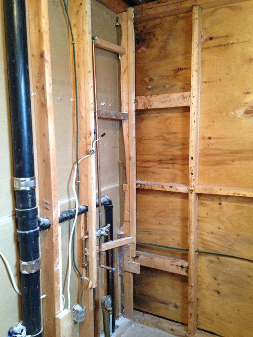 Shower niche or no niche?