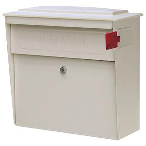 Mail Boss Epoch Wall Mount Locking Security Drop Box