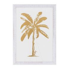 Eichholtz Tropical Palm Framed Print, 87.5x122.5 cm