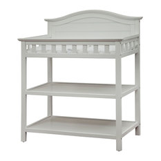 Thomasville Kids Southern Dunes Changing Table, White