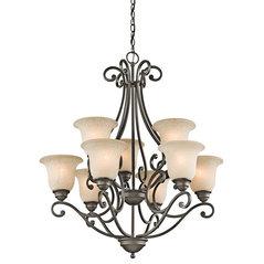 Kichler Camerena Traditional Chandelier Collection  sc 1 st  Houzz & Lee Lighting - Fort Myers FL US 33912 azcodes.com