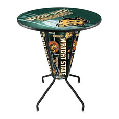 Lighted Wright State Pub Table