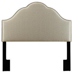 Transitional Headboards by HomeFare