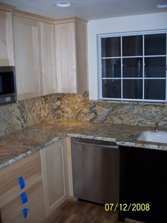 Yellow River Granite Does Anyone Have