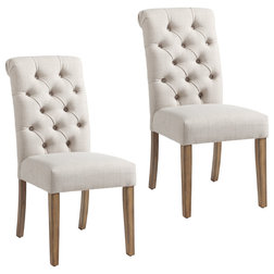 Transitional Dining Chairs by Inspire at Home